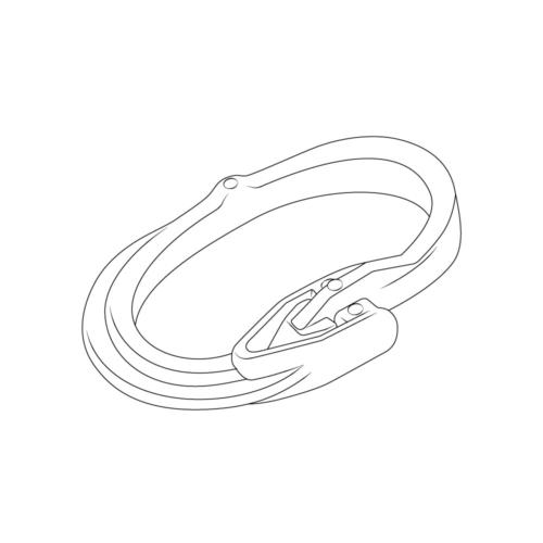 890ov-il Oval Ring